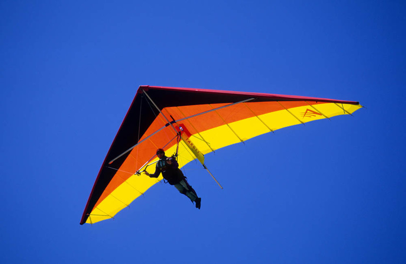 Hang-gliders — Science Learning Hub