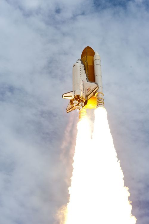 Calculating rocket acceleration — Science Learning Hub