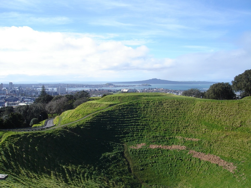 Auckland's volcanoes — Science Learning Hub