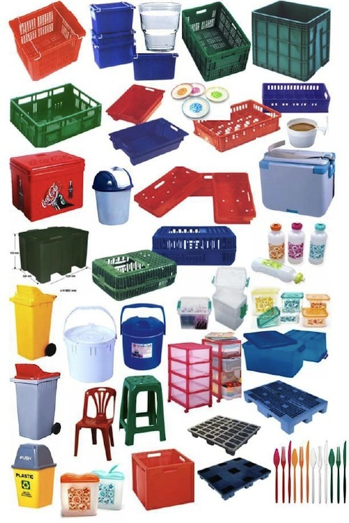 Plastics And Recycling Science Learning Hub