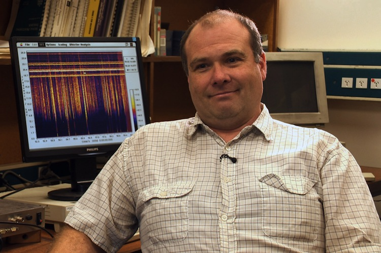 Professor Craig Rodger Science Learning Hub