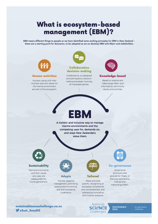 Environmental thinking and planning with ecosystem-based