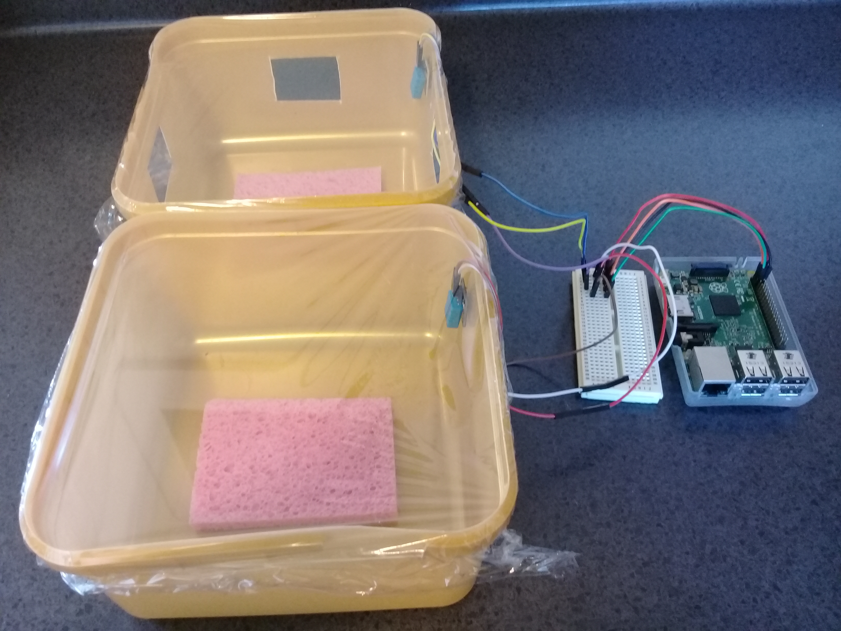 Measuring Humidity And Temperature With A Raspberry Pi