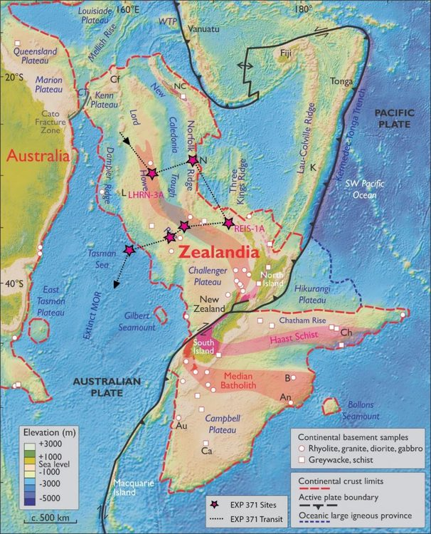 Zealandia The Submerged Continent Science Learning Hub Aotearoa aɔˈtɛaɾɔa) is an island country in the southwestern pacific ocean. zealandia the submerged continent